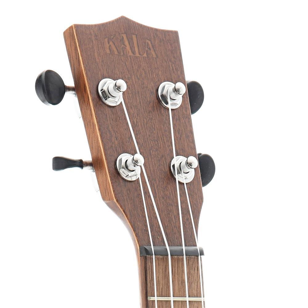 Kala All Solid Mahogany Concert Ukulele Bundle