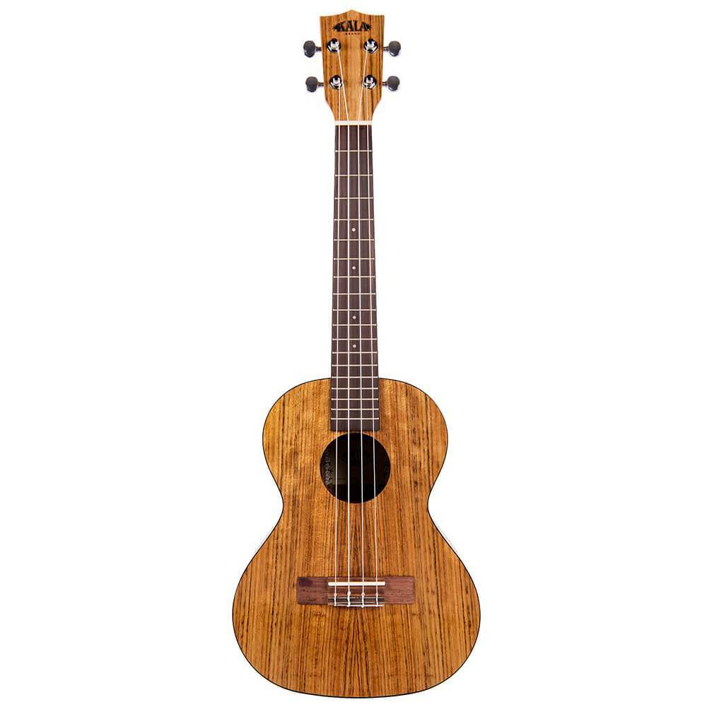 Kala Pacific Walnut Tenor Ukulele Bundle