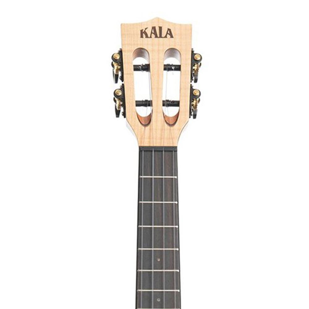 Kala Solid Flame Maple Tenor Ukulele