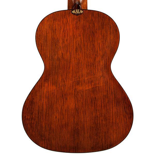 Kala Solid Spruce Travel Concert Ukulele Ultimate Bundle