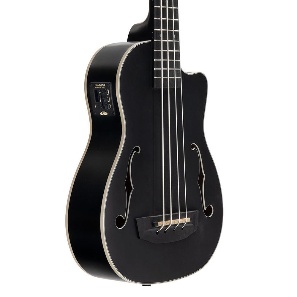 Kala UBass Journeyman - Black