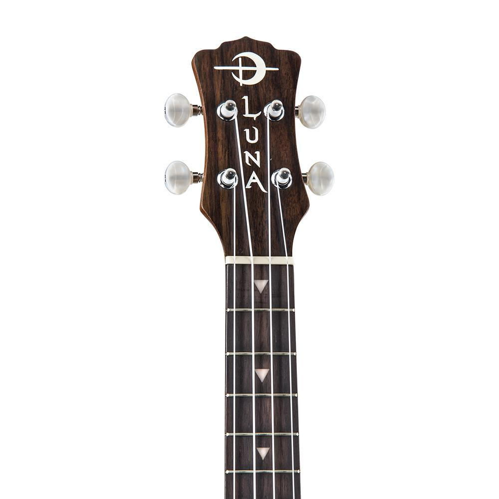 Luna Tenor Tattoo Ukulele Bundle