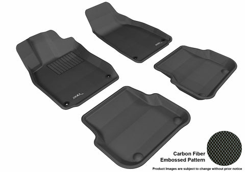 AUDI A6/ S6 2005-2011 KAGU BLACK Front/2nd Row Package