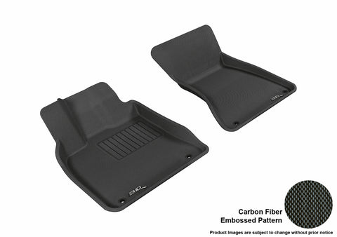 AUDI Q5 2009-2017/ SQ5 2013-2017 KAGU BLACK Front Row