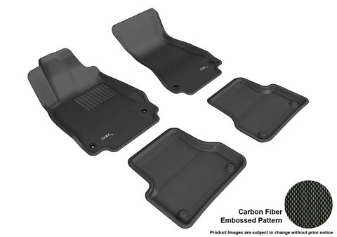 AUDI A6 2012-2018/ S6 2013-2018 KAGU BLACK Front/2nd Row Package