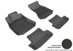 AUDI A5/ S5 2009-2017 KAGU BLACK Front/2nd Row Package