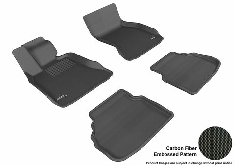 BMW 7 SERIES SDRIVE 2009-2012 KAGU BLACK Front/2nd Row Package