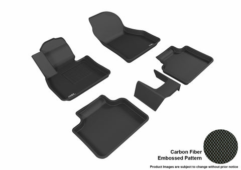 BMW X1 2016-2019/ X2 2018KAGU BLACK Front/2nd Row Package