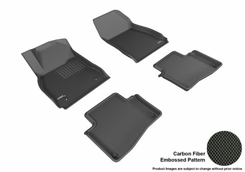 CADILLAC XTS 2013-2019 KAGU BLACK Front/2nd Row Package