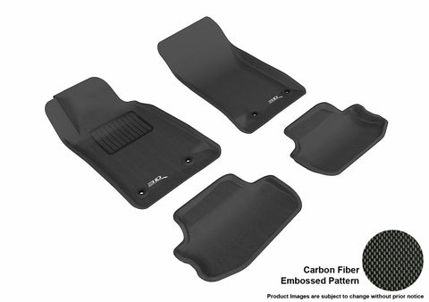 CHEVROLET CAMARO 2010-2015 KAGU BLACK Front/2nd Row Package