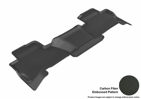 CHEVROLET TAHOE/ GMC YUKON 2015-2019 KAGU BLACK 2nd Row BUCKET SEATS