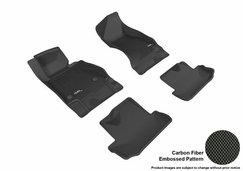 CHEVROLET CAMARO 2016-2019 KAGU BLACK Front/2nd Row Package
