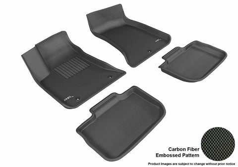 DODGE CHARGER RWD 2011-2019 KAGU BLACK Front/2nd Row Package