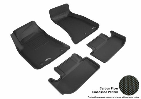 DODGE CHALLENGER RWD 2015-2019 KAGU BLACK Front/2nd Row Package