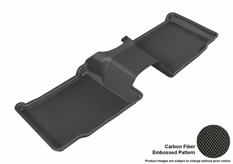 FORD EXPLORER 2011-2019 KAGU BLACK 2nd Row WITH CENTER CONSOLE