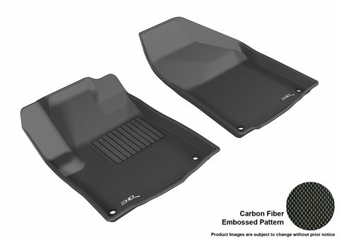 JEEP CHEROKEE 2014-2015 KAGU BLACK Front Row