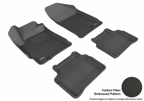 NISSAN ALTIMA SEDAN 2007-2012 KAGU BLACK Front/2nd Row Package