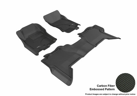 NISSAN PATHFINDER 2005-2012 KAGU BLACK Front/2nd Row Package