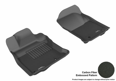 TOYOTA 4RUNNER 2013-2019 KAGU BLACK Front Row (POST)