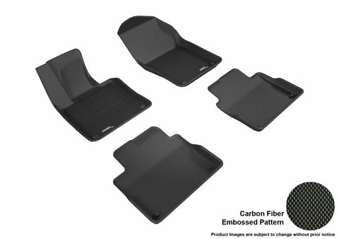 VOLVO S90/ V90 2017-2019 KAGU BLACK Front/2nd Row Package