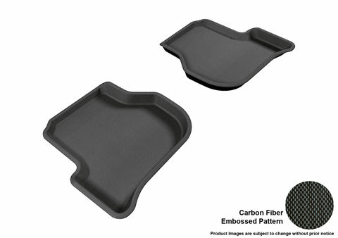 VOLKSWAGEN JETTA 2005-2010/ GOLF 2006-2013 KAGU BLACK 2nd Row