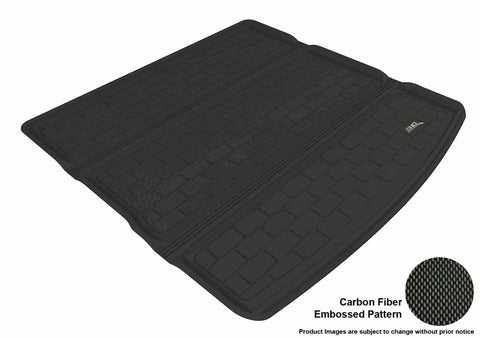 DODGE JOURNEY 2009-2019 KAGU BLACK BEHIND 2ND ROW STOWABLE CARGO LINER