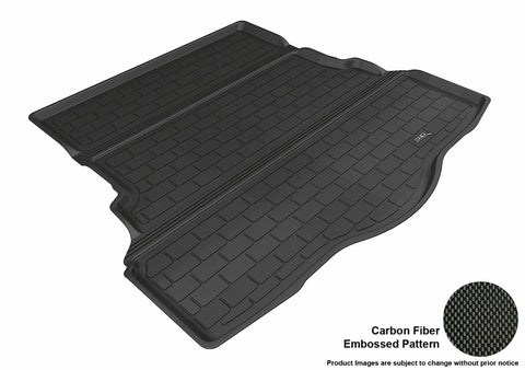 FORD FUSION 2013-2019 KAGU BLACK STOWABLE CARGO LINER