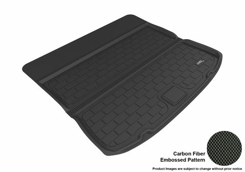 FORD EDGE 2015-2019 KAGU BLACK STOWABLE CARGO LINER