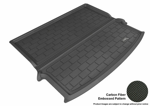 JEEP CHEROKEE 2014-2019 KAGU BLACK STOWABLE CARGO LINER