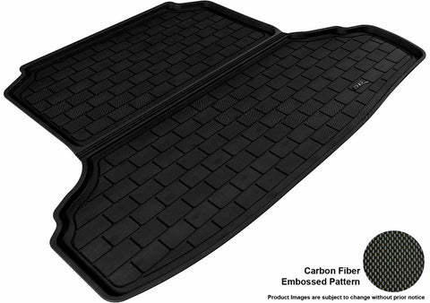 NISSAN ALTIMA SEDAN 2007-2012 KAGU BLACK STOWABLE CARGO LINER