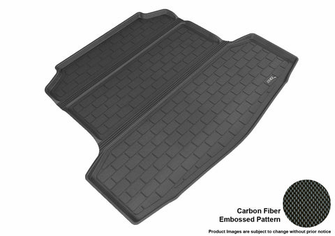 NISSAN ALTIMA SEDAN 2013-2018 KAGU BLACK STOWABLE CARGO LINER