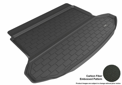 NISSAN ROGUE 2008-2013 KAGU BLACK STOWABLE CARGO LINER