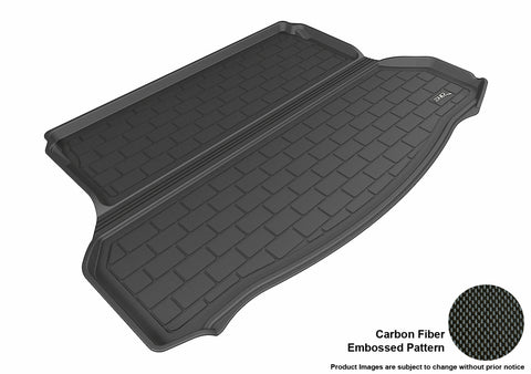 NISSAN ROGUE 5-SEAT 2014-2019 KAGU BLACK STOWABLE CARGO LINER