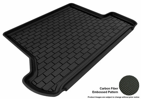 TOYOTA 4RUNNER 7-SEAT 2010-2019 KAGU BLACK BEHIND 2ND ROW CARGO LINER