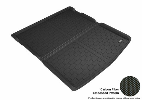 VOLKSWAGEN ATLAS 2018-2019 KAGU BLACK BEHIND 2ND ROW CROSS FOLD CARGO LINER