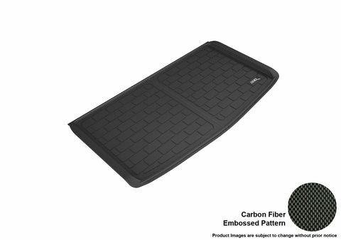 VOLKSWAGEN ATLAS 2018-2019 KAGU BLACK BEHIND 3RD ROW STOWABLE CARGO LINER