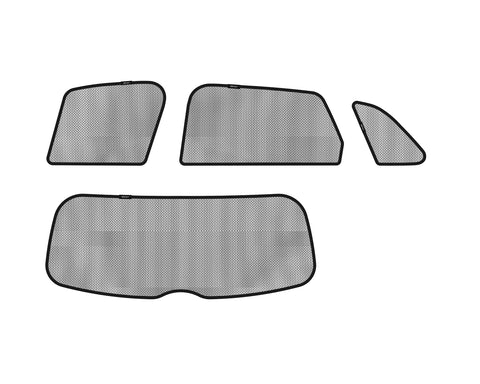 3D SOLTECT Sunshade for AUDI A3 2012-2017 7pc Complete Side & Rear Windows
