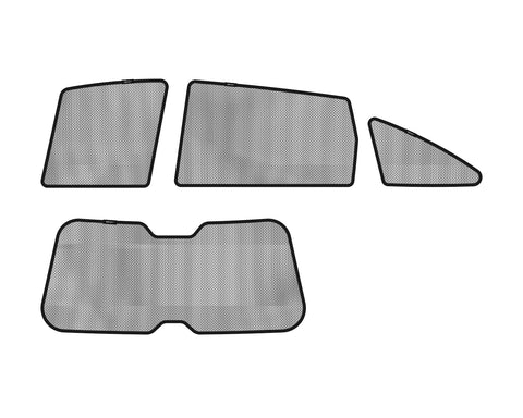 3D SOLTECT Sunshade for HONDA CR-V 2007-2011 7pc Complete Side & Rear Windows