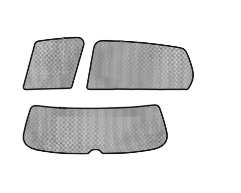 3D SOLTECT Sunshade for VOLKSWAGEN GOLF 5-DOOR HATCHBACK 2009-2013 5pc Complete Side & Rear Windows