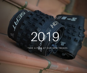 New Tires for 2019 - Check them out