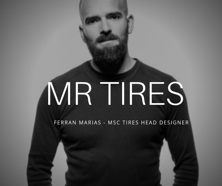 An Interview with Ferran Marias - MSC Tires lead designer