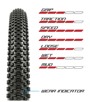 ROLLER 29 X 2.10 TUBELESS READY 2C XC PRO