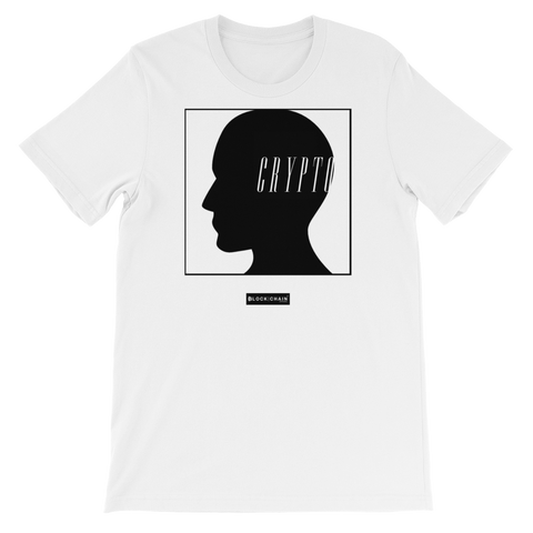 CRYPTO HEAD TEE WHITE