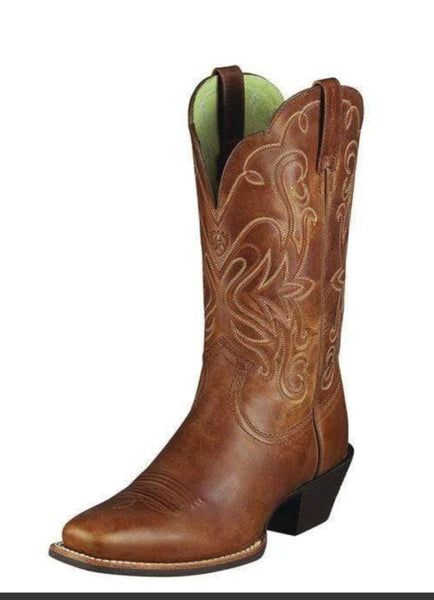 Ariat Womens Legend Russet Rebel Boots