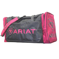 ARIAT GEAR BAG Pink/Charcoal
