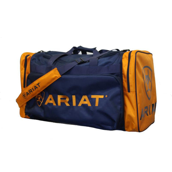 ARIAT GEAR BAG Orange/Navy