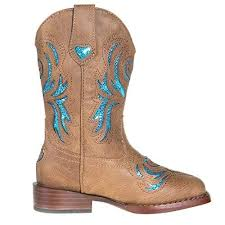 ROPER GIRLS GLITTER BREEZE - TAN