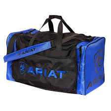 ARIAT GEAR BAG Cobalt/Black