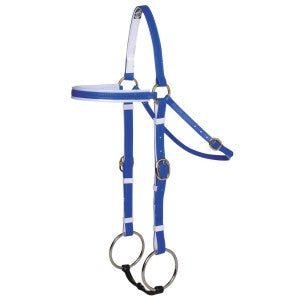 Horse Sense Barcoo Bridle Head - Brass Fittings