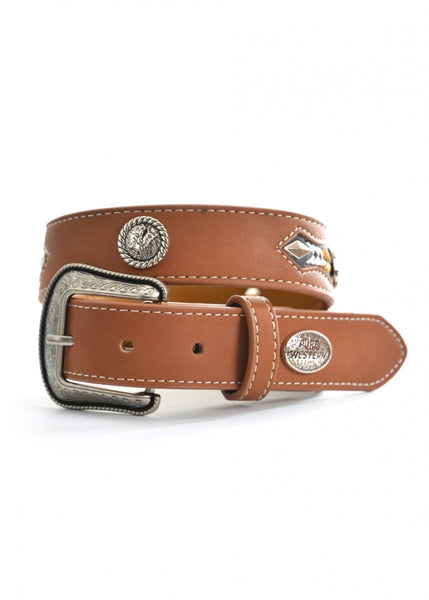 Pure Western RUSTY Kids Belt